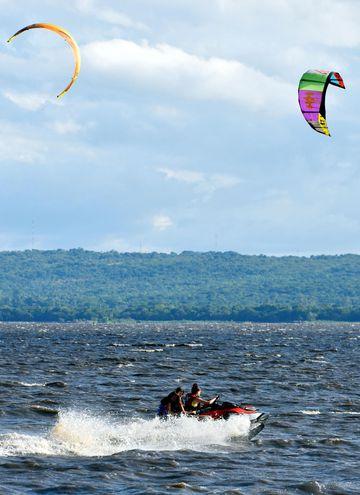 Cabe recordar que el lago Ypacaraí tiene categoría de Reserva de Recursos Manejados.