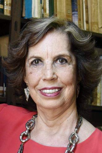 Mary Monte, historiadora.