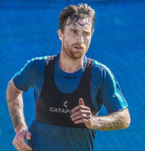 Fernando Amorebieta dejó atrás la lesión muscular y podría reaparecer en el equipo azulgrana.