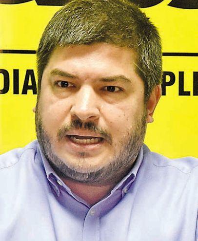 Ezequiel Santagada, abogado. Que el nombre de Paraguay aparezca en los peores lugares es lo que se esperaba, expresó.