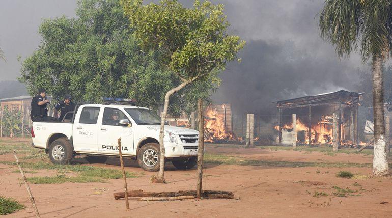 Unas 400 familias fueron desalojadas del predio de la Copaco en marzo de este año.