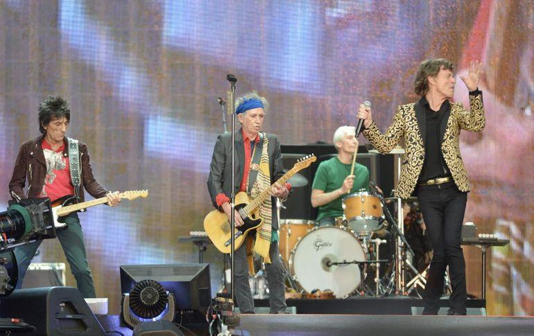 Los Rolling Stones suspenden su gira por EE.UU.