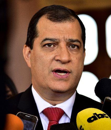 El ministro de Justicia, Eber Ovelar, presentó un proyecto de ley para la utilización medios telemáticos en audiencias.