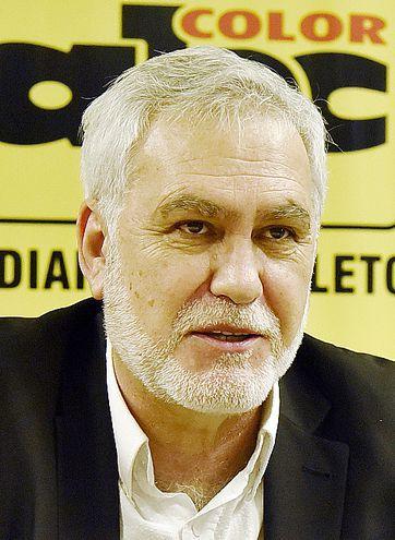Gustavo Glavinich, director de la Unidad Ejecutora de Proyectos (UEP).