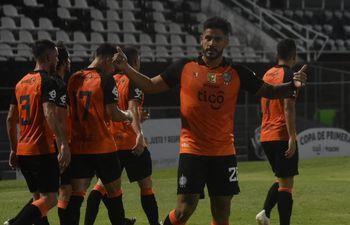 Olimpia está en el Grupo B de la Libertadores, al igual que el Internacional, Deportivo Táchira y Always Ready.